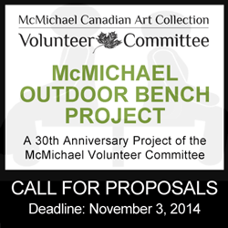 McMichael Outdoor Bench Project